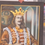 Cine a venit la ceremonia dedicata lui Stefan cel Mare? Vasile Botomei!