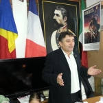 """""""Casa pentru Apararea Drepturilor Omului"""", umpluta de domnitori romani, la comanda lui Vasile Botomei"""