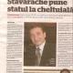 Judecatorii CEDO au stabilit ca avocatul doctor Botomei Vasile sa fie despagubit cu 6.500 euro din vina edilului bacauan, Stavarache Romeo