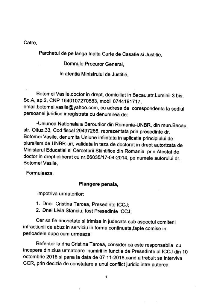 plangere penala pt.Cristina Tarcea si Livia Stanciu_Page_1