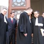 COMUNICAT: Publicarea Hotararii de achitare a avocatilor din UNBR – Dr. Botomei