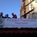 S-a infiintat Filiala Bacau a Partidului Poporului