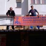 Botomei Vasile a infiintat Partidul Poporului – Filiala Bacau
