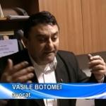 Noutati din partea avocatului doctor Botomei Vasile privind actiunea de demolare